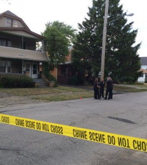 toddler shot in drive-by